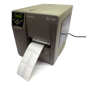 Zebra S4M Direct/Thermal Transfer 300 dpi Monochrome Barcode Label Printer