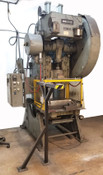 "South Bend Johnson 80FW-AC OBI 80-Ton Press 4""-Stroke Shut-Ht:15.5 Adj:3.5 VIDEO"