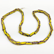 44 Matched Antique Venetian/Murano Millefiori Glass African Trade Beads