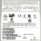 Avocent AV3200 AutoView 3200 Digital Rack Mount 100-240VAC 50/60Hz KVM Switch