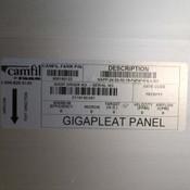 Camfil Farr C116130-001 NXPP-24.50-53.18-F4F4F4F4-0-SH Megalam Panel Hepa Filter