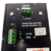 Thermotron 826200 Therm-Alarm Industrial Control Module 250VAC 5A Max 50/60Hz