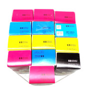 (Lot of 13) HP Color LaserJet C3102A C3103A C3104A C3105A Toner Cartridges CMYK