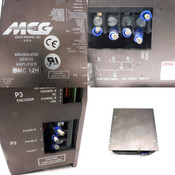 MCG BMC 12H Brushless Servo Amplifier 208/230 VAC Line Input 12.5A Continuous