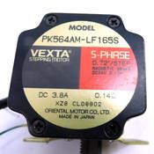 Oriental Motor PK564AM-LF165S Vexta Series Stepper Motor 5-Phase 24VDC 0.17A