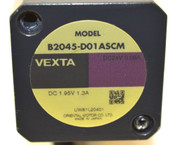 Oriental B2045-D01ASCM Vexta DC Stepper/Stepping Motor OM 24VDC Shaft:10mm
