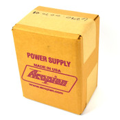 Acopian TD12-100-230 105-125VAC 12VDC Gold Box Dual Tracking Power Supply