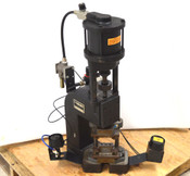 "Air-Hydraulics AP1900 1900-lb Air Press Adj-Stroke:0-2"" Ram-Square:1-3/4"" Spring"