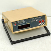 Valhalla Scientific 4314A Digital Igniter Tester 20 to 20000O 15mA to 15uA AS/IS