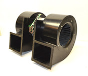 McLean 12-776825-00 B Dual Air-Cooling Squirrel-Cage Exhaust Blower Fan 1/2-Hp