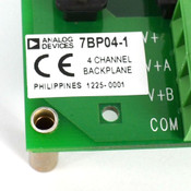 NEW Analog Devices 7BP04-1 4-Channel Backplane 1225-001 AMAT 6500-0188-03