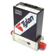 "Tylan FC-2900M Mass Flow Controller C2F6/1 SLPM 1/4"" VCR CardEdge MFC 2900 Valve"