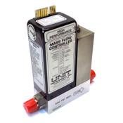 """Unit Instruments UFC-1100A 150 SCCM C2F6 Mass Flow Controller MFC CardEdge 1/4"""""""