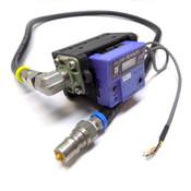 Regal Joint FS-30S Digital Flow Sensor w/ Parker Push-Lok 831-4 Pnuematic Hose