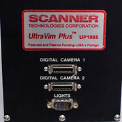 Scanner Technologies UP1085 UltraVim Plus Inspection Camera + Illuminators