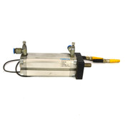 Festo ADVU-25-75-A-PA Compact Pneumatic Air Cylinder 25mm Bore / 75mm Stroke