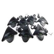 (Lot of 7) Avaya 1692 2201-156680-001 IP Speakerphones w/ External Microphones