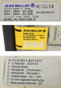 Jean Muller SASIL-PL1/N31/AR-H 50-Hz Disconnect Switch A1L03014H107 250-Amp 3-Ph