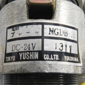 "Yushin NGDB-10 Disc Brake Assembly w/8"" Diameter Disc Attachment Made In Japan"