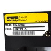 "Parker Automation 802-3399G Black Linear Actuator Positioner Slide 4-1/2"" Travel"