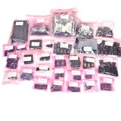 (Huge Lot of 1014) NEW Electonic Components IC EPROM Crystal Oscillator DAC