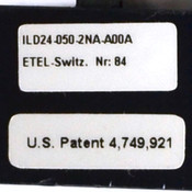 Etel Linear Motor 54.92 cm Travel IWA050-0960-20B w/ ILD24-050-2NA-A00A