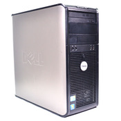 Dell OptiPlex 380 Desktop Computer Intel Core 2 Duo E7500 2.93GHz 4GB No HDD