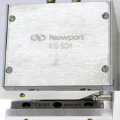 Newport 415-SCH Precision Vertical Translation Stage Lab Jack 8mm Travel 49x49mm