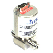 MKS 42B13DCH2AA025 Baratron Atmospheric Pressure Switch 1000 Torr G 316L