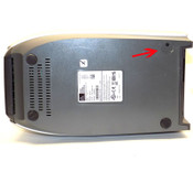 (2) Zebra P110i Photo ID Card Single-Sided USB Printers P110I-0000A-ID0 (AS/IS)