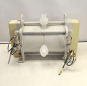 Iwaki FS-60HT2 14.5-GPM Air-Driven Bellows Pump 200-SPM Pneumatic Hi/Lo-Pressure