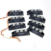 (Lot of 8) Crydom High Power SCR and Series Diode Modules F1892 530V 90A