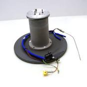 Novellus 02-298156-00 Rev. 3 Heater Pedestal 300mm Assy. MCA Pin C3VCTR