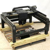 GSI 8100 3-Axis Cartesian Linear Translation Stage 62cm/52cm/5cm +Motors, Drives