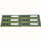Avant 6GB(6x 1gb) AVF7228R61F9333G0-NYABP DDR3-1333 PC3-10600 ECC REG Server RAM