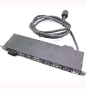 APC SP12RM-20 Rackmount 120VAC Outlet Basic Rack PDU (5)