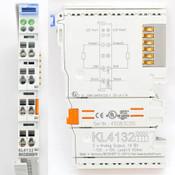 Beckhoff KL4132 Analog Output Terminal Module 16-bit 2-Channels -10V to +10V PLC