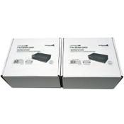 Lot of 2 Startech.com ST122VGAU 2-Port VGA External Monitor Auto Switch Bundle