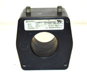 "Square D 66R-101 Current Transformer 100:5 25-400Hz Hole:2""-Diameter"