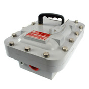 EGS Appleton AEAB12620C Explosion-proof Bolted Circuit Breaker 20A and Enclosure