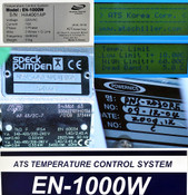 Advanced Thermal EN-1000W Temperature Control System Peltier Water Chiller AS-IS
