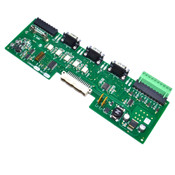 UTC Fire & Security 110064001 Micro 5 Power Flash Communication Board Burglar