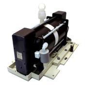 Iwaki FW-40T1-26 Air Driven Pneumatic Bellows Pump Process Liquid PTFE/PFA 40T