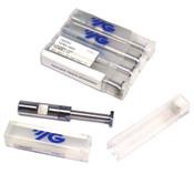 (Lot of 5) YG 16020HC Y4TRA-14004 14mm 4-Flute End Mill Regular Length