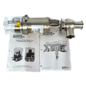 "SPX Flow W6105398 2"" Sanitary Pump Diverter Valve"