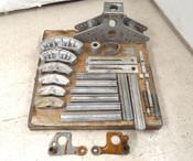 """Blackhawk Enerpac Conduit Bender Hydraulic Pipe Frame Die/Shoe Roller 1-1/4 - 4"""""""