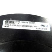 Ecofit G02-A7 Centrifugal Motorized Fan 208V Blower 50/60 Hz 2525/2685RPM IP44