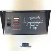 Deltech P180A Refrigerated Air Compressor Dryer 230V 1P 180scfm 1hp