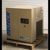 Deltech P180A Refrigerated Air Compressor Dryer 230V 1P 180scfm 1hp