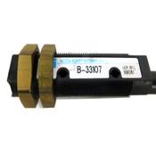 (Lot of 6) Accu-Sort B-33107 Series B1 Photoeye Sensors 4-Wire Connection
